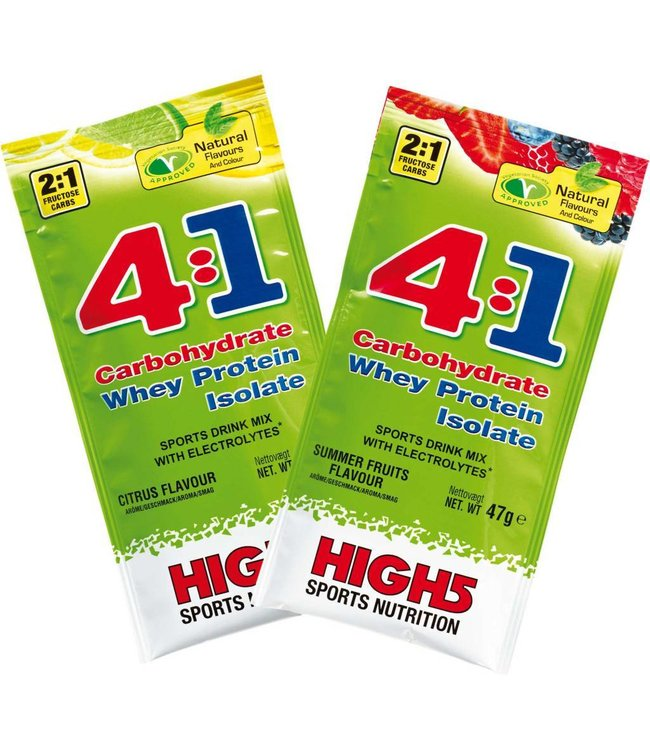 High5 High5 4: 1 EnergySource (50gr) Boisson sportive