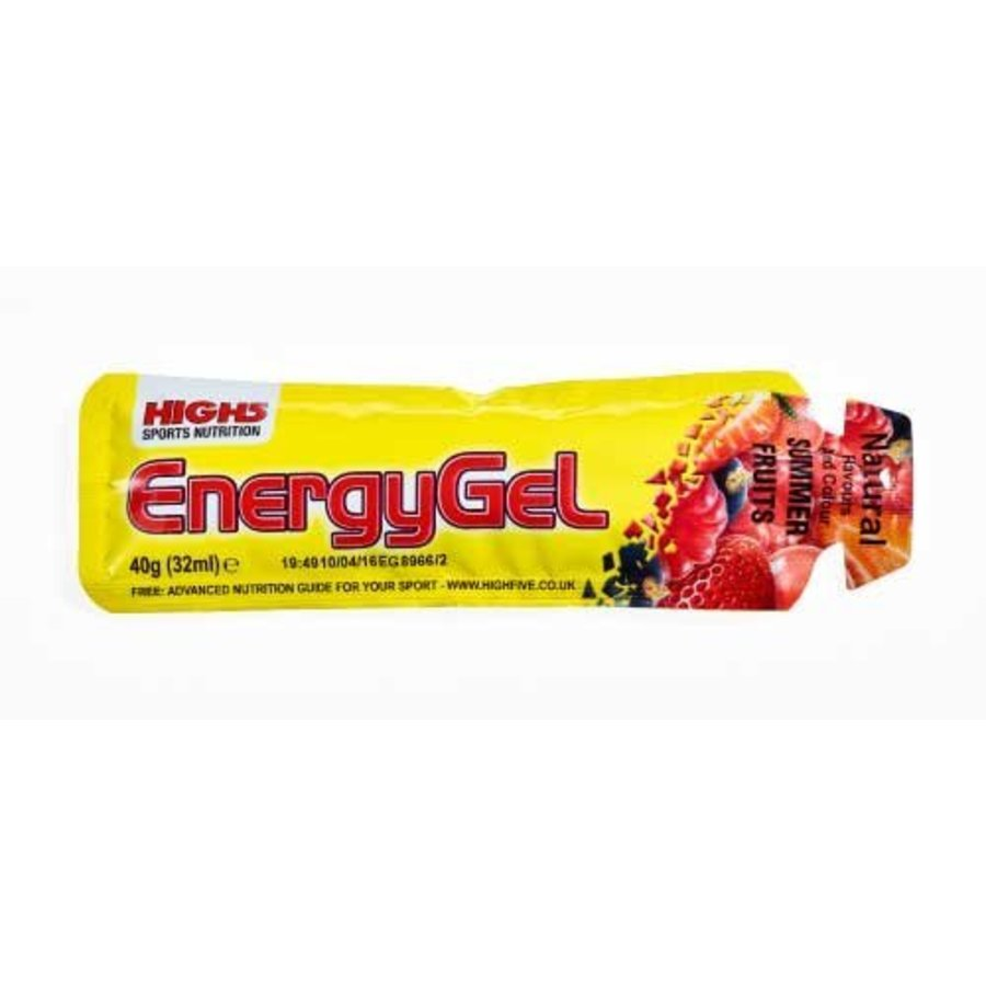 High5 Energiegel (38gr) Short THT-4