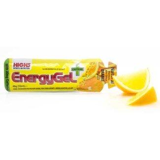 High5 High5 Energygel Plus Cafeine (38gr) Courte date de DDM