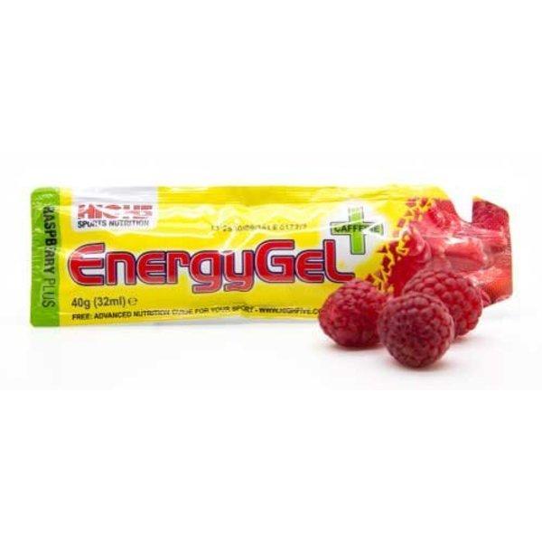 High5 Energygel Plus Cafeine (38gr) Short BB date