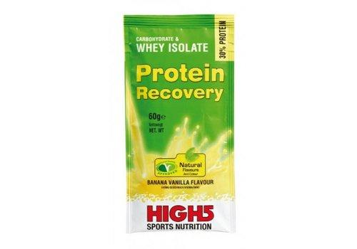 Boisson de récupération de protéines High5 (60gr)