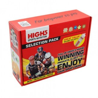 High5 High5 Race Pack benefit package