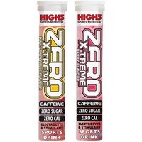 High5 ZERO XTREME Hydration Electrolyte Beverage (20 tabs)