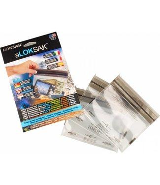 Loksak 12x10,2 Plastic beschermhoes