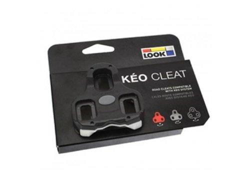Look Keo Schoenplaat (Zwart)