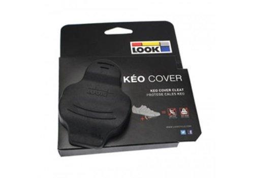 Look Keo Schoenplaat beschermer (Zwart)