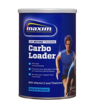 Maxim Maxim Carbo Loader (500gr) Neutre