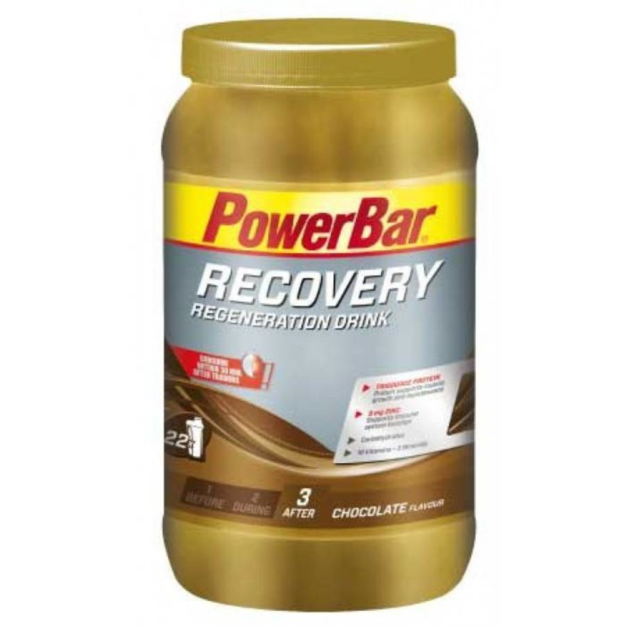 PowerBar Recovery Drink (1200gr)-1