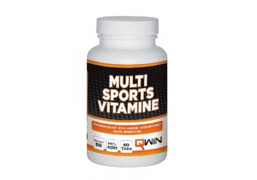 QWIN Multi Sports Vitamine (60 tabs)