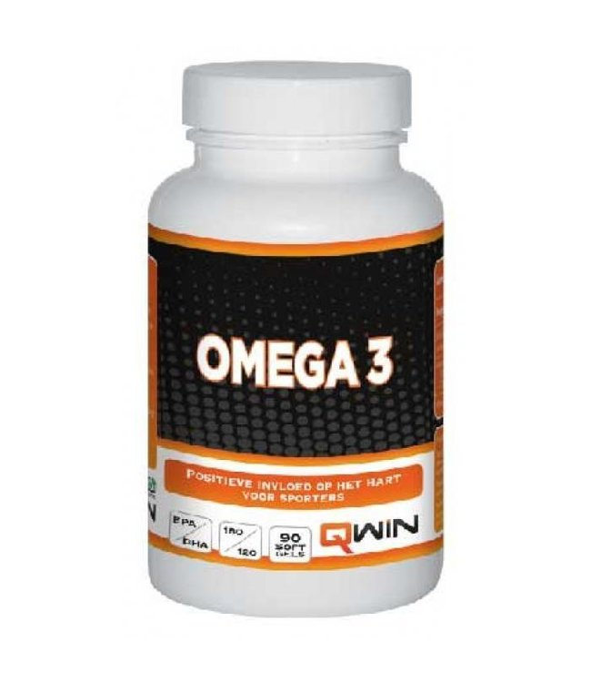QWIN QWIN Omega 3 (90 onglets)