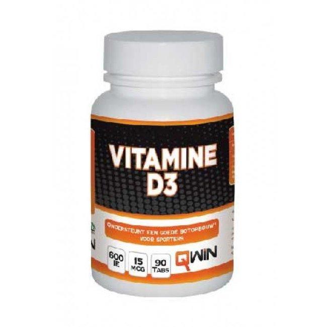 QWIN QWIN Vitamine D3 (90 tabs)