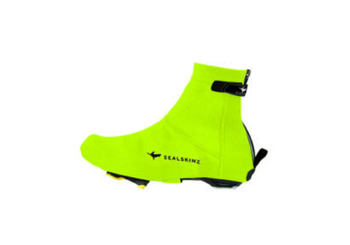 Sealskinz Open Sole Neoprene Overshoe Hi-viz Yellow