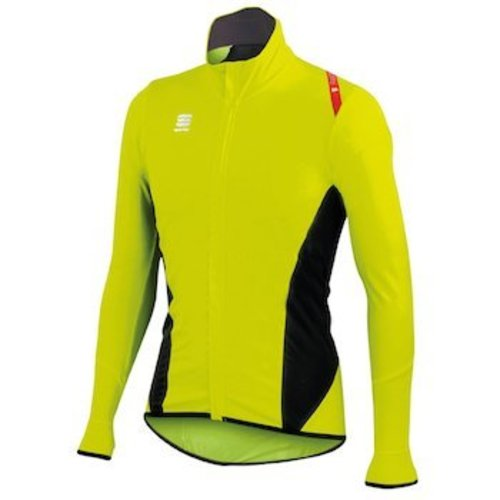 Sportful SF Fiandre Light NoRain Top Geel