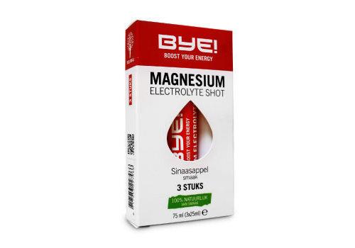BYE!  Electrolyte Magnésium Shot(3x)