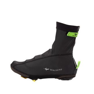 Sealskinz Sealskinz Lightweight Overschoen Closed Zwart