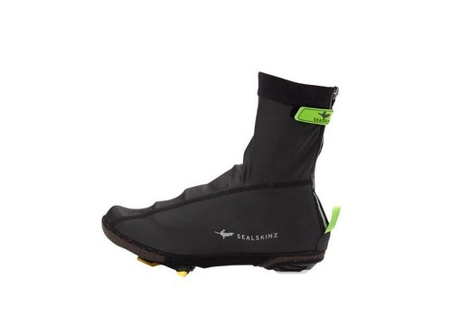 Sealskinz Lightweight Overschoen Closed Zwart