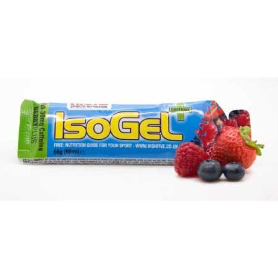 High5 Isogel Plus Cafeine (60ml) Korte THT