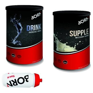 Born Born Isotonic and Supple Recovery Deal + Free bottle