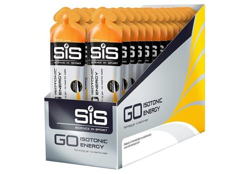 SIS Isotonic Gel DOOS - 30stuks