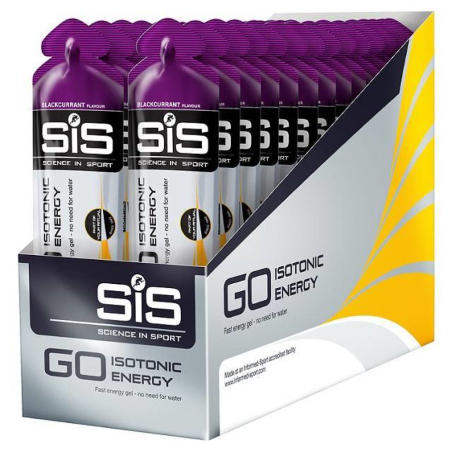 SIS Isotonic Gel BOX - 30pieces