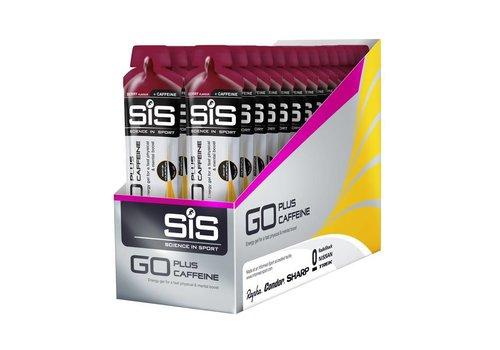 SIS Energiegel Cafeine DOOS - 30stuks