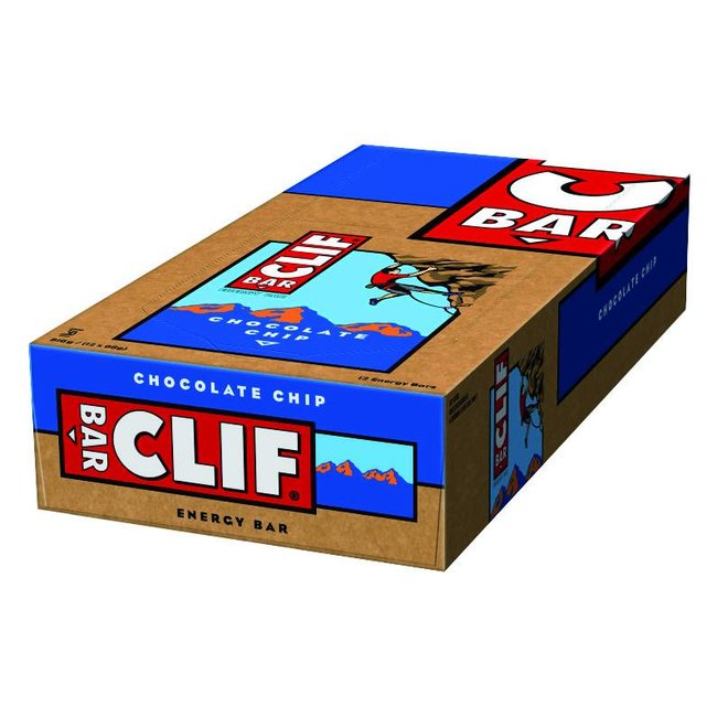 Clif Bar Clifbar Energy Bar - 68gram - BOX (12 pièces)