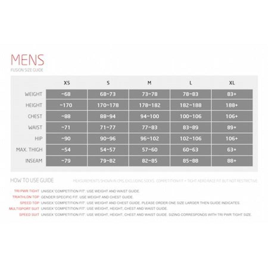 Fusion MENS C3 Cycling shorts Short
