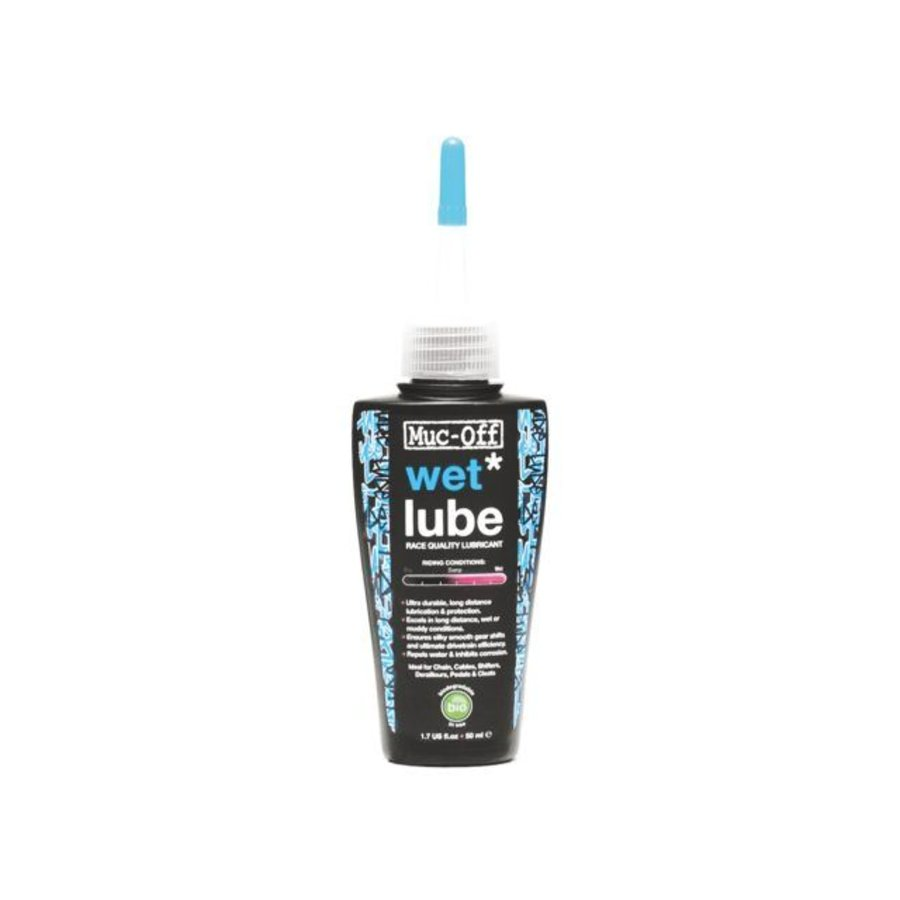 Muc-Off Wet Lube (50ml) Kettingolie-1