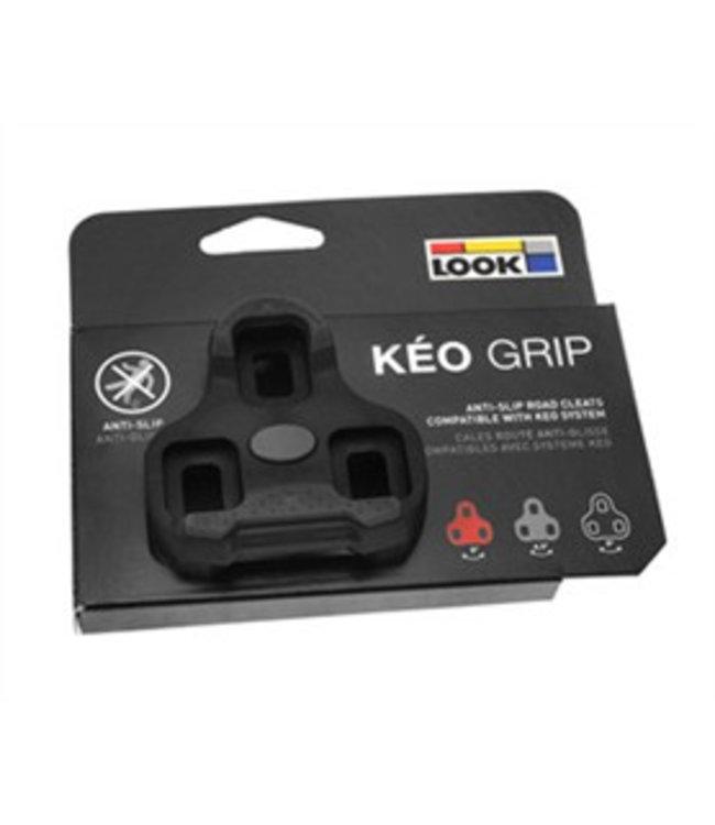 LOOK Look Keo Schoenplaat GRIP (Zwart)