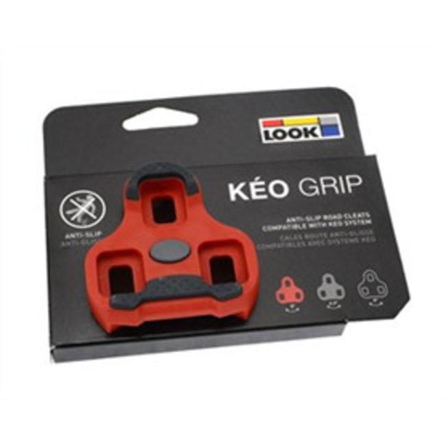 LOOK Look Keo Cleats GRIP (Rouge)