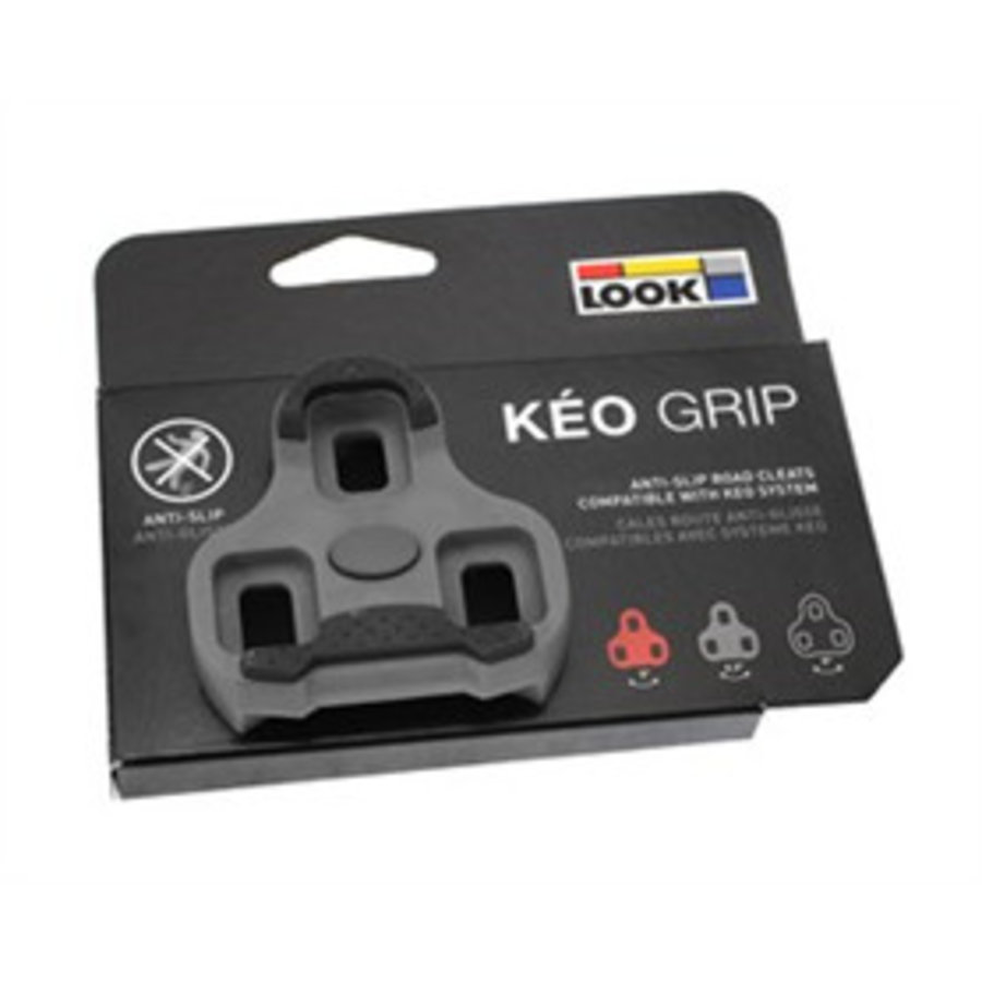 Look Keo Schoenplaat (Grijs) - Copy