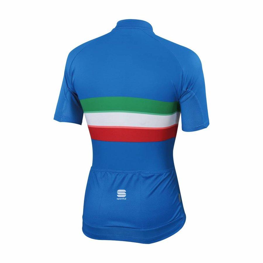 Sportful Italia Cycling shirt with short sleeves