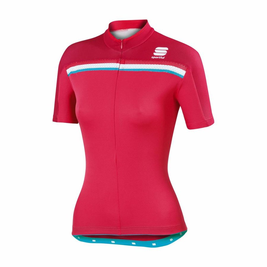 Sportful Allure Women's Cycling Jersey with short sleeves