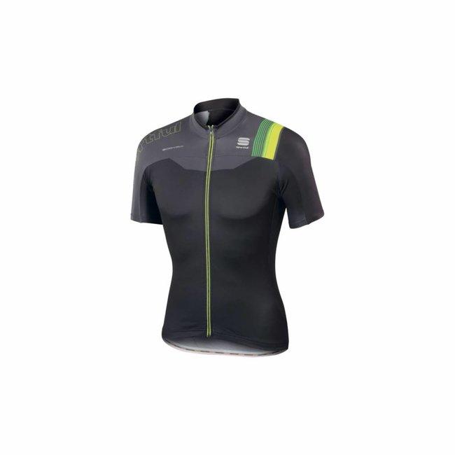 Sportful Maillot de vélo de sport Teamfit Bodyfit Pro hommes