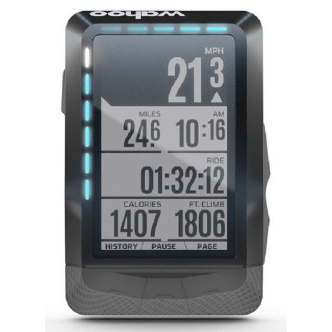 Wahoo Fitness Wahoo ELEMNT GPS Bike Computer with navigation