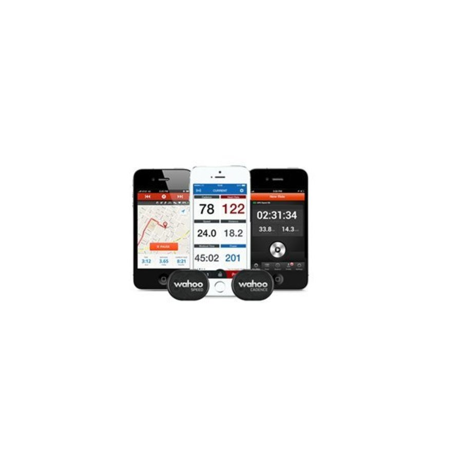 Wahoo RPM Speed & Cadence Bundle