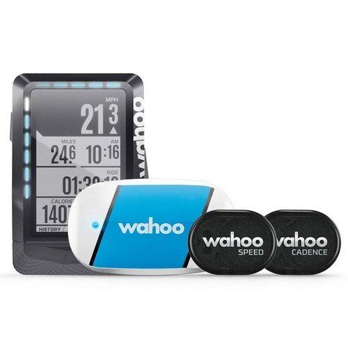 Wahoo Fitness Wahoo ELEMNT & TICKR & RPM bundel  Fietscomputer/ Fietsnavigatie