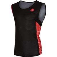 Castelli Men's Running shirt men without sleeves
