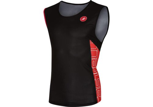 Castelli CA TO Alii Men's Running Shirt