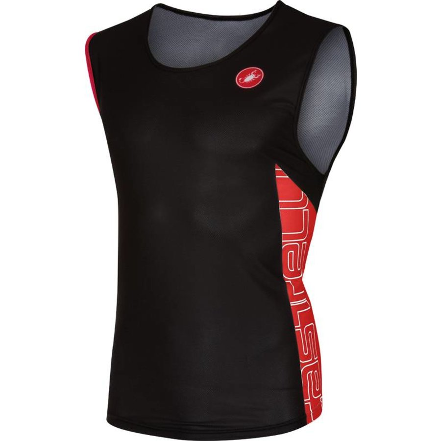 Castelli Men's Running shirt without sleeves