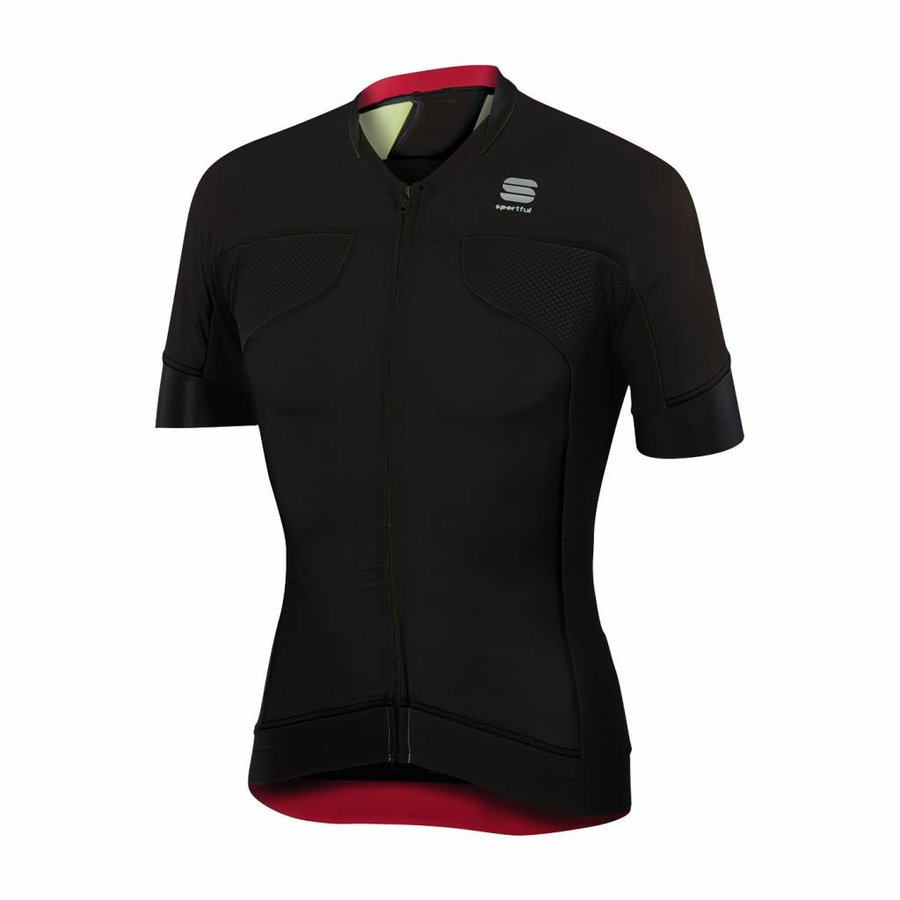 Sportful Passo cycling shirt men with short sleeves-1