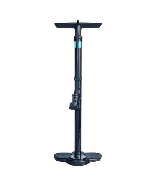 PRO Pompe à vélo PRO Floor Sport avec mètre
