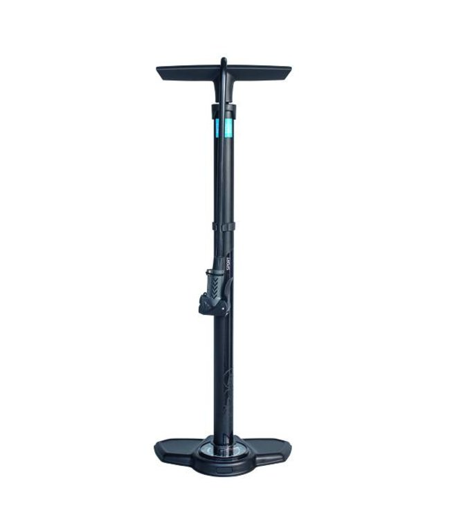 PRO PRO Floor Bicycle pump Sport with meter