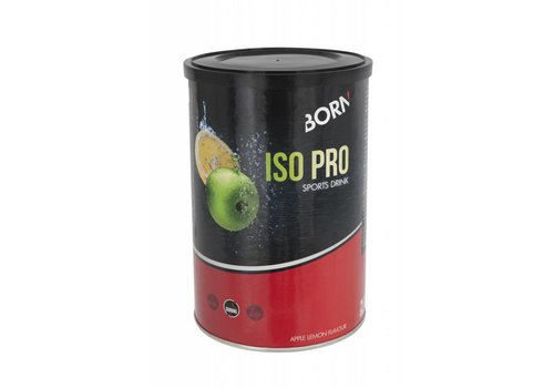 Born Iso Pro Sports Drink (400gr) Appel - Lemon