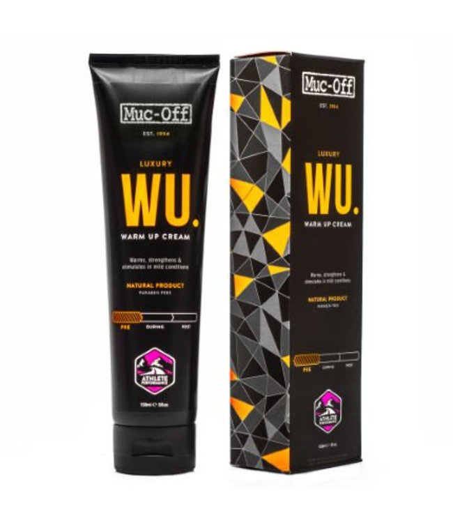 Muc-Off Muc Off Athlete Performance Warm Up Cream (150ml)