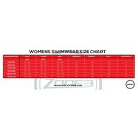 thumb-Zone3 Classic Zwempak Blauw Dames-5