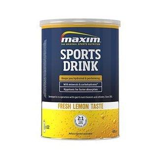 Maxim Hypotonic sportdrank (480gr)