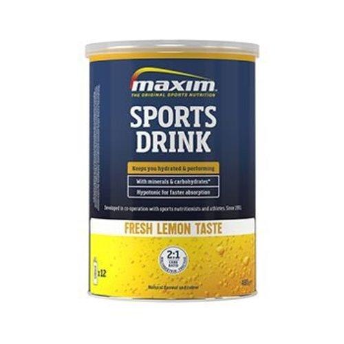 Maxim Maxim Hypotonic sports drink (480gr)