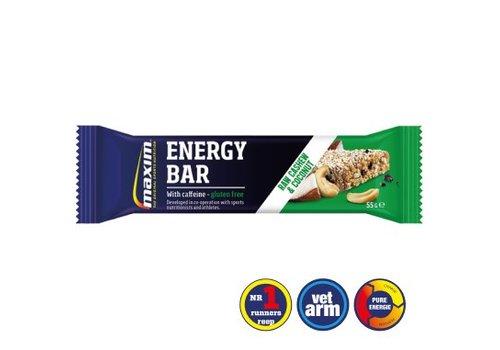 Maxim Energybar (55gr) Raw Cashew & Coconut / Glutenvrij