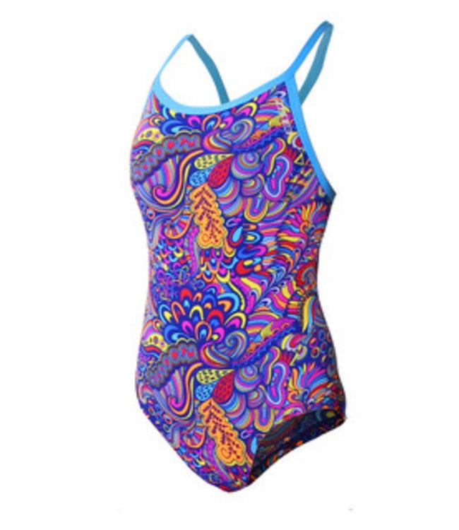 Zone3 Zone3 Ladies Swimsuit Brazilian Style